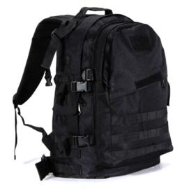 Nederlands leger model Daypack Grabbag Day Pack  LMB ZWART  35 liter - MOLLE - nieuw gemaakt