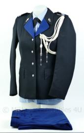 KMAR Marechaussee dames DT uniform set met overhemd en broek - Marechaussee der eerste klas - nieuw model - maat 36 - origineel