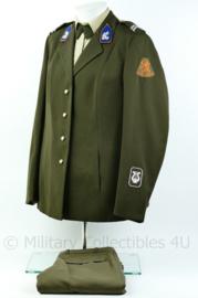 KL DT Dames 1989 Cavalerie Huzaren Prins van Oranje muziekkorps - Maat 92 - Origineel