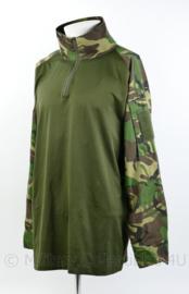 KL UBAC shirt Woodland - maat XL -  oogje van de rits mist - origineel