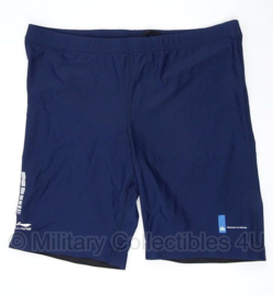 KL Defensie korte sportbroek 2014 Running tights short Men - merk Li-ning - maat Medium of Large- origineel