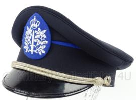 Belgische politie pet Gemeente politie - Onderkomisaris - maat 58,5 - origineel