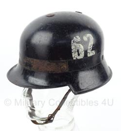 WO2 Polizei of Feuerwehr Duitse helm 1934 - maat 56 - origineel