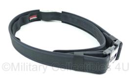 """Bianchi Accumold Duty belt met Bianchi Accumold 7205 belt liner zwart - waist size 34"""" tot 40"""" - NIEUW - origineel"""