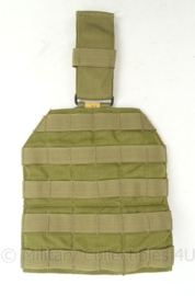KL Nederlandse leger en US Army Single Point leg panel with hip extender Eagle Industries - ongebruikt - 37,5 x 22 x 0,3 cm - origineel