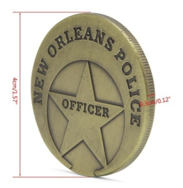 Penning New Orleans Police