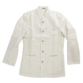 Creme wit Italiaanse marine ordonnans uniform jasje  - nieuw in verpakking - maat S, M of L - origineel