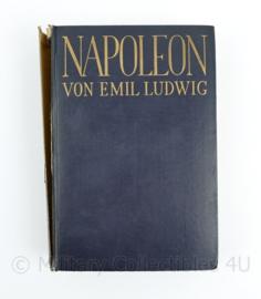 Napoleon von Emil Ludwig 1924