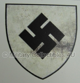Division Hindenburg decal 1-126
