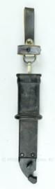 Schede met koppellus voor Russische AK47 Bajonet - 33x4x3 cm - origineel