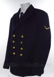 KM Koninklijke Marine uniform jas 1996 Bonker - 2 rijen knopen matroos der 1ste klasse - maat 58 - origineel