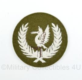 Britse leger arm eenheidsembleem  - origineel