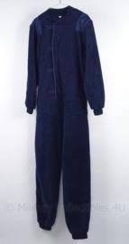 KM Koninklijke Marine fleece onderkleding/wolletje met losse sokken - maat M - origineel