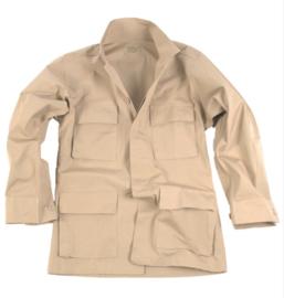 US BDU field jacket Ripstop - Khaki