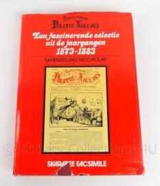 Verzamelband boek Politienieuws - 1873/1883 - origineel