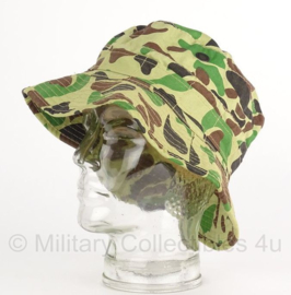 US Army boonie hat jungle camo - maat Medium - origineel