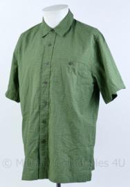Politie 5.11 Covert shirt overhemd - met drukknopen en binnenzakken! - nieuw  - Medium - origineel