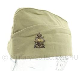KM Marine Korps Mariniers schuitje met insigne - Tropen tenue - maat 57 - replica