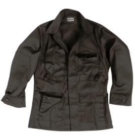 US Army BDU jack BLACK nieuw in verpakking! - maat medium Regular =7080/9404 - maker Tru-Spec
