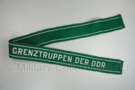 Armband Grenztruppen der DDR - groen - origineel