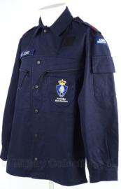 KMAR Marechaussee Basis jas - BSB Brigade Speciale Beveiligingsopdrachten  - maat 6080/8590 - origineel