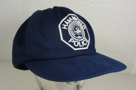 Hammond Police Indiana Baseball cap - Art. 554 - origineel