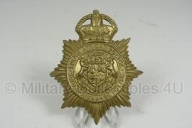 Zuidafrikaanse Politie petembleem 8 x 6 cm. /  origineel