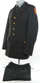 US Army Class A SET jas en broek - met patches- maat 36L/31S - origineel