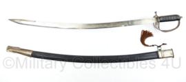 Antiek sier zwaard uit India - 98 cm - origineel