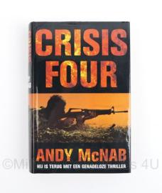 Crisis four Andy McNAB