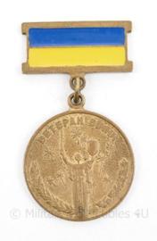 Russische Boyovik medaille - 32 MM - origineel