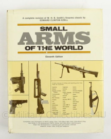 Naslagwerk Small Arms of the World eleventh edition Edward Clinton Ezell - origineel