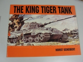 Boekje The King Tiger Tank