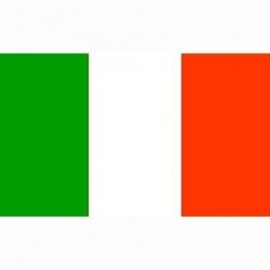 Vlag Italie - Polyester -  1 x 1,5 meter