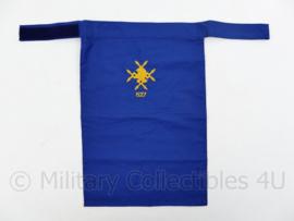 Defensie halsdoek 527 Regiment verbindingsdienst -  origineel