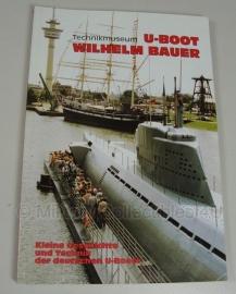 Boek Technikmuseum U-Boot Wilhelm Bauer Museum