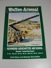 Waffen Arsenal: Schwere Geschütze am kanal