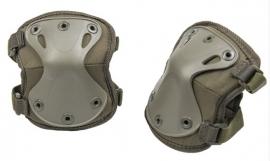 Kniebeschermer - groen - nieuw Special Forces model