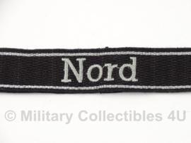 SS Cufftitle Officier Nord