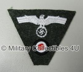 M43 pet insigne Heer - wol