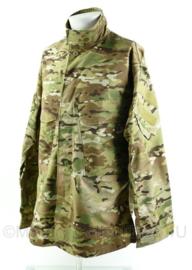 US Army Multicam Army Custom field shirt - zomer variant - merk Crye Precision - zeer zeldzaam - nieuw - maat Large-Regular - origineel
