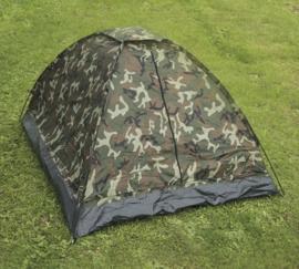 Tweepersoons Iglo tent - Woodland