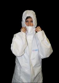 Coverall SprayGuard® NBC gaspak overall met overschoenen - maat Extra Large - ongedragen - origineel