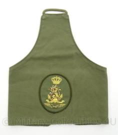 Defensie armband Landmacht, Luchtmacht, Marine - groen - origineel