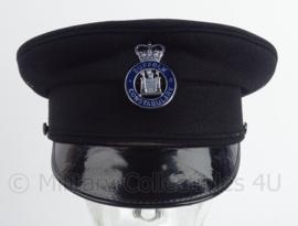 Britse politie Police Suffolk Constabulary platte pet - maat 57 - origineel