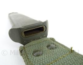 M8a1 schede - OD webbing - origineel net naoorlogs