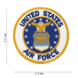 United States Air Force usaf embleem 7,7 cm diameter