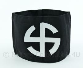 Armband Waffen SS Schwarz