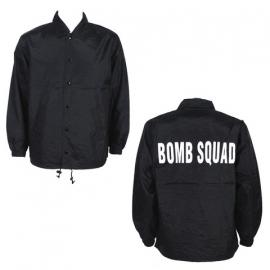 Windjack Bomb Squad - zwart