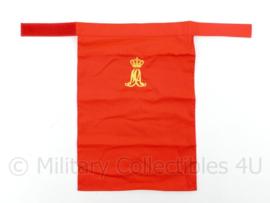 Defensie halsdoek MA Militaire Academie -  origineel